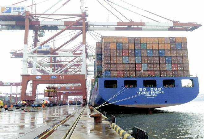 India's imports from China decline 2.3 per cent