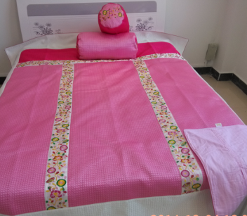 korean style bed sheet