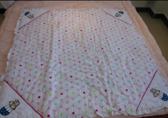 child bed sheet