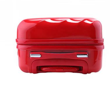 2014 hard plastic suitcase plastic suitcase covers Luggage