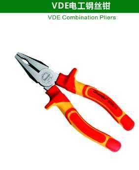 VDE combination Pliers