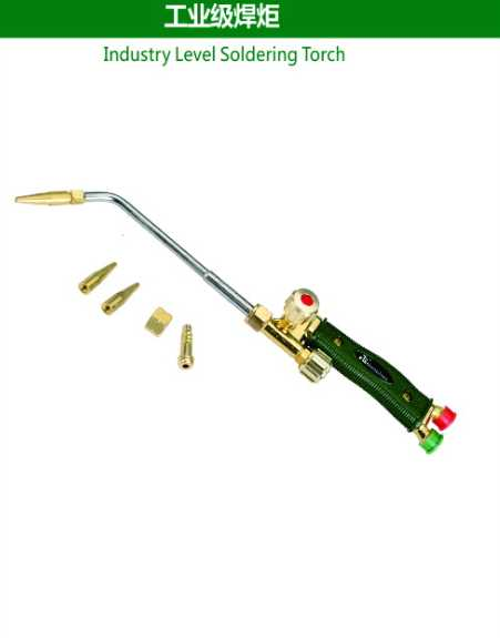Industry Level Soldering Torch