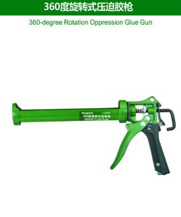 360-degree Rotation Oppression Glue Gun