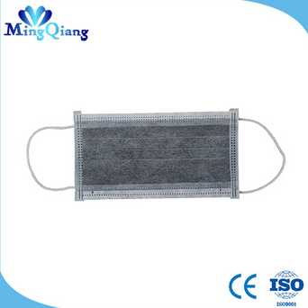 3-ply ear loops disposable dust surgical face mask