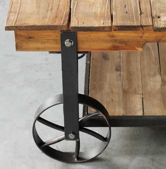 Modern Wooden Tea Table Design Centre End Tables
