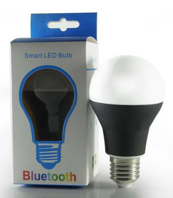 Bluetooth Smart LED Light Bulb