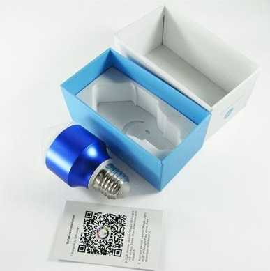 6W New RGB Bluetooth Smart Bulb (Sharp)