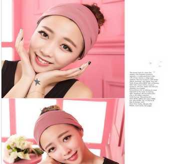 Hot yoga headband elastic sport headband elastic headband