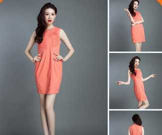 Summer dress fasion wholesale turkish women clothes