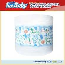 Breathable cloth-like backsheet for baby diaper raw material