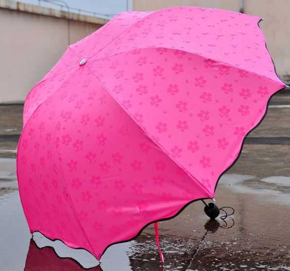 2015 Fashion Female umbrella,ladies umbrella,watermark printing umbrella