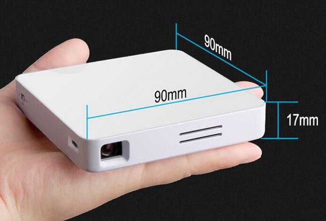 Mini Projector for travel
