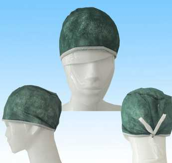 disposable nonwoven doctor head cap for medical