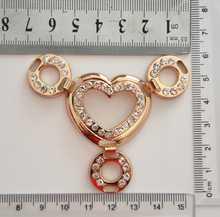 22193new arrival fashion shoe ornament shoe decorative chain shoe buckles