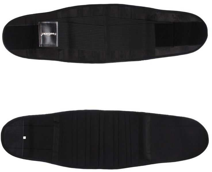 Wholesale Hexinfashion Black Waist Pack Running Belt with Velcro