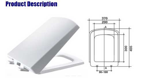 high quality pp toilet seat cover from Xiamen