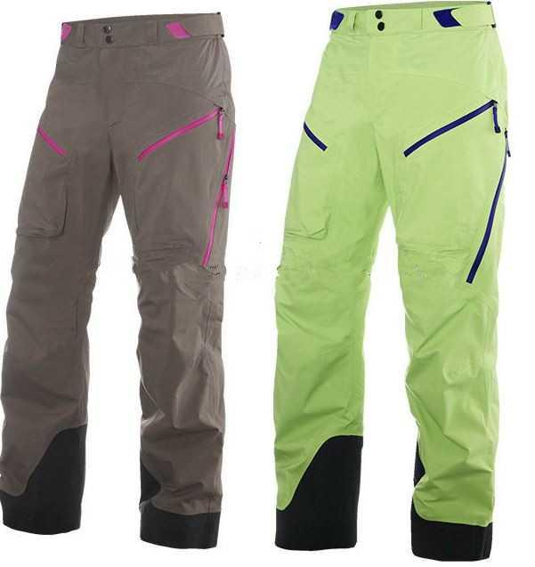 outdoor waterproof sports pants for men