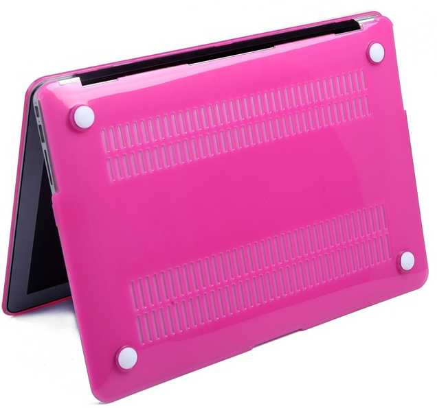 C&T Plastic See Through Glossy Hard Shell Case Cover for MacBook Air 13