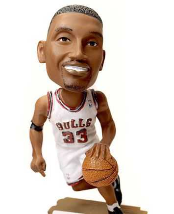 NBA bobble head