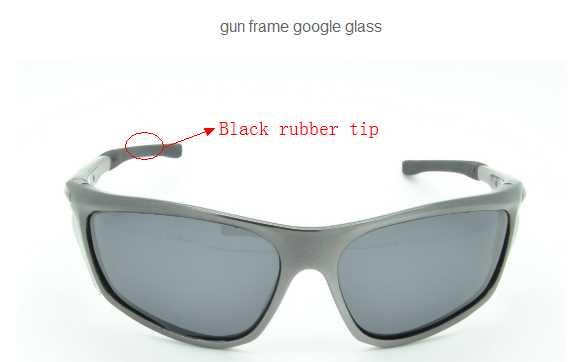 gun frame google glass