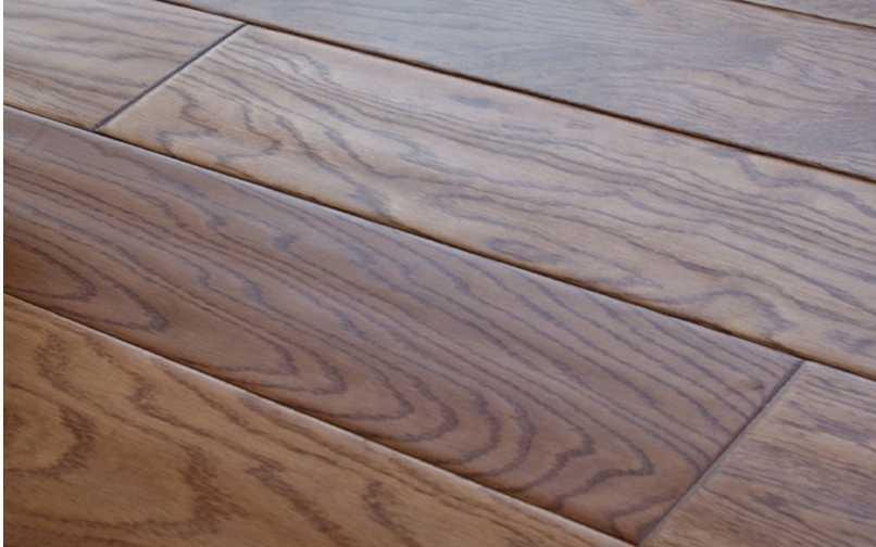oak solid wooden flooring