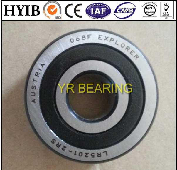 double row angular track wheel bearing angular contact ball bearing LR5302KDDU 306802-2Z
