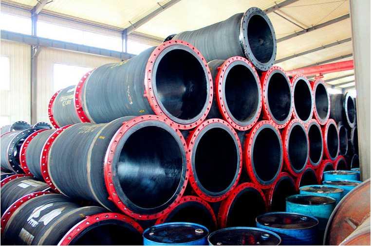 abrasion resistant rubber dredging hose
