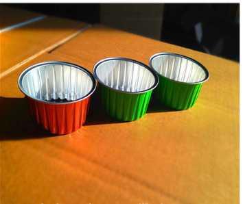 All Kinds of Color Aluminium Foil