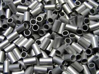 aluminium processing component