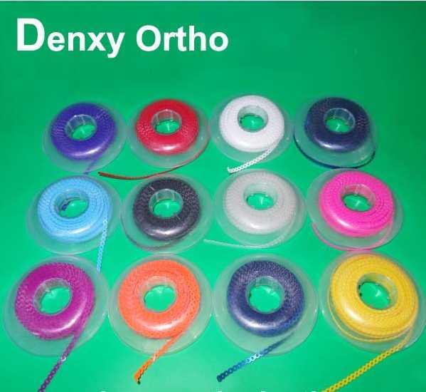 Denxy Star Dental O-rings orthodontic separator dental elastics orthodontics