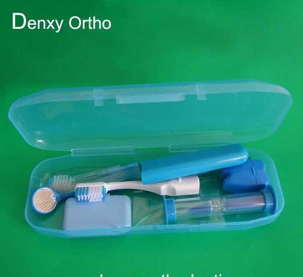 Travel Dental kit Orthodontic Dental Kit Orthodontic Wax