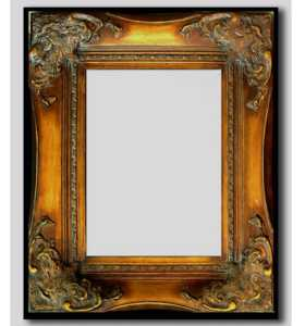 European Style Home Decoration framed Mirror