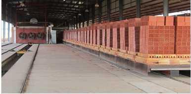 automatic brick manufacturing plant