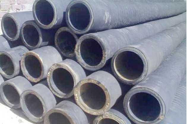 rubber hose for discharging