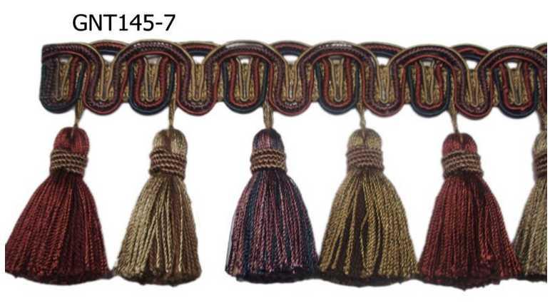 curtain tieback curtain tassel fringe