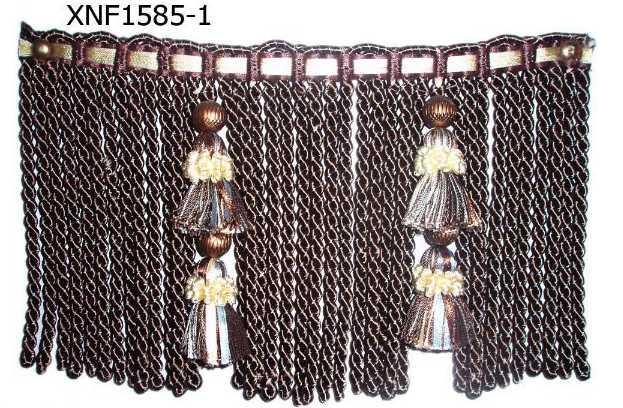 Cord tassel