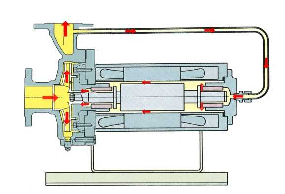 F-type Canned Motor Pump