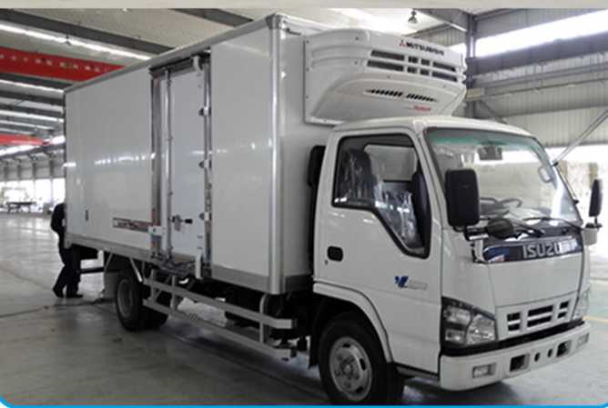 cooling truck