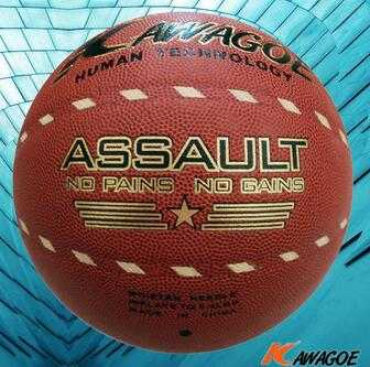 Cheap Promotional laminated Basketball full-size