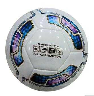 PVC/PU/TPU Official size Soccer ball for match