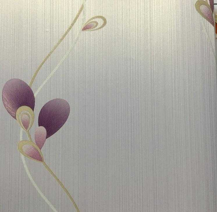 pvc wallpaper/small leaf design wallpaper/3d wall paper for home decoration