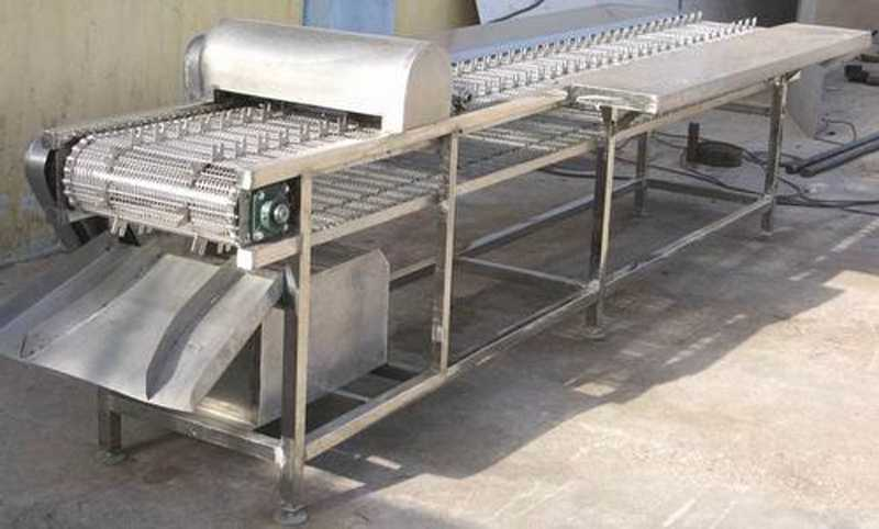 poultry slaughtering machine