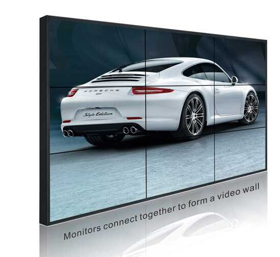 46 DID Video Wall Display with narrow bezel