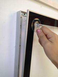 LED Aluminum Magnetic Light Box-2130