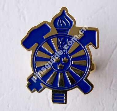 Manufacturer Nickel Free Decorative Label Pin Badge