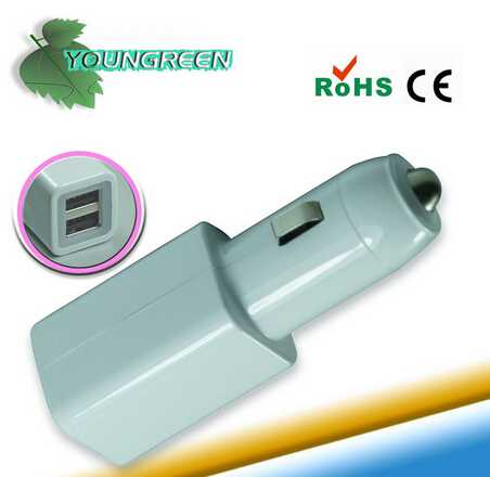 Traveling Universal 5V 1.5A USB Car Charger