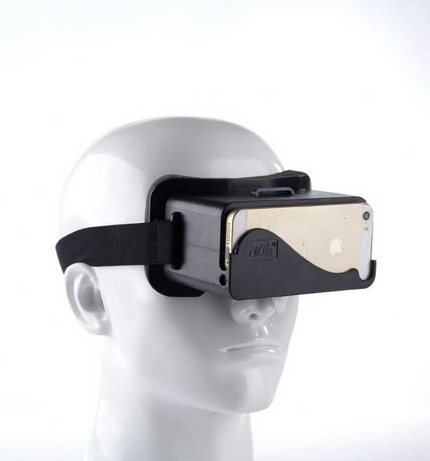 2016 VR glasses virtual reality headset box with immersive technology for vr cinema