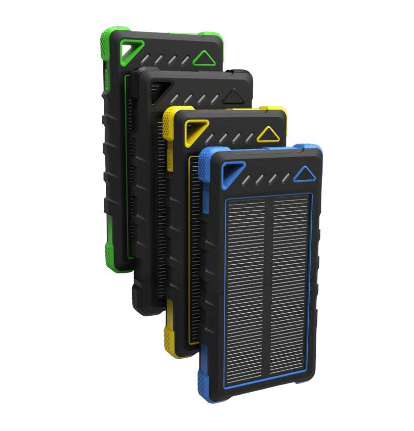 Solar Mobile Charger (MB1226)