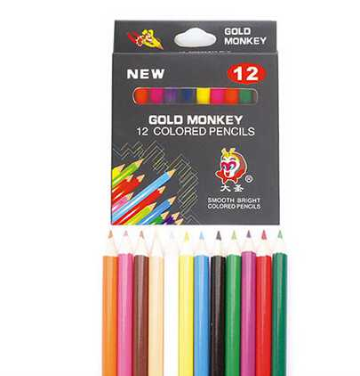 Poplar wood giant pencil with plastic rubber pass EN71