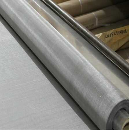 High mesh 304 stainless steel wire mesh/ultra fine stainless steel wire mesh